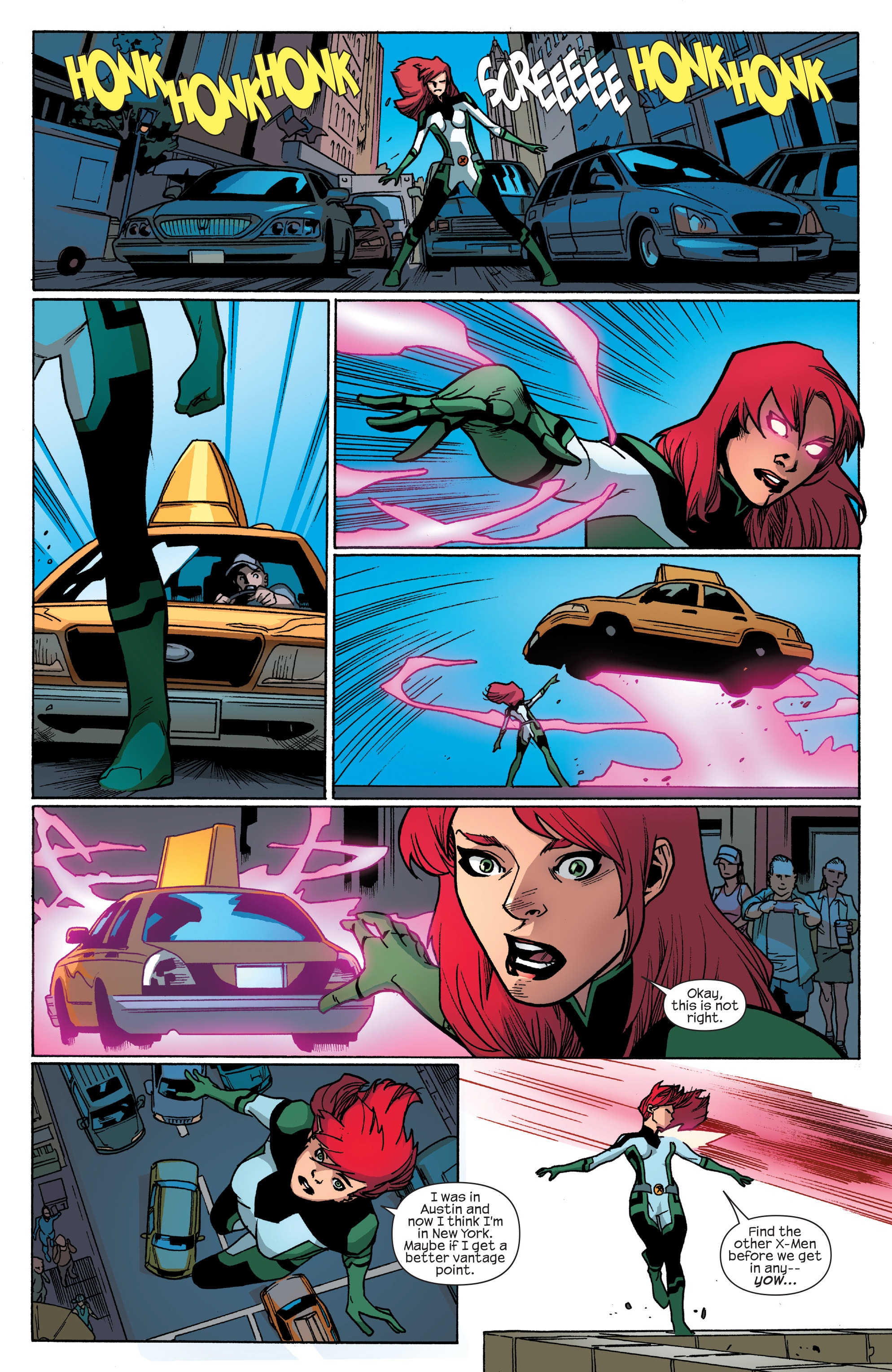 Read online All-New X-Men (2013) comic -  Issue #31 - 20