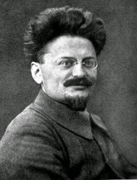 Forgetting Leon Trotsky (7 November 1879 - 21 August 1940)