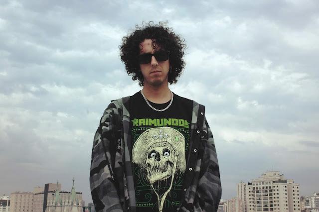 O rapper Baltazar lança o EP RAP'N'ROLL