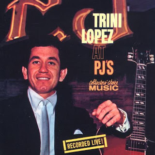 Trini Lopez - If I Had A Hammer on Trini Lopez At PJ's (1963)