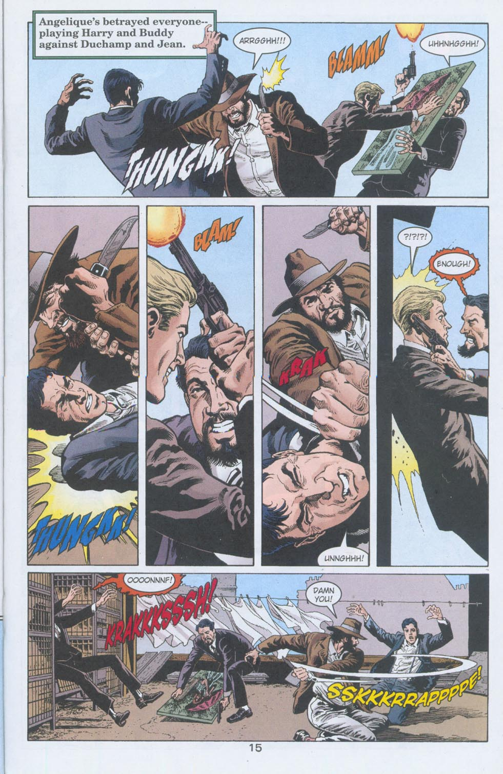 Read online American Century comic -  Issue #16 - 15