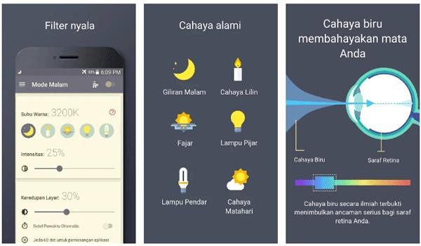 aplikasi membantu agar bisa tidur malam hari
