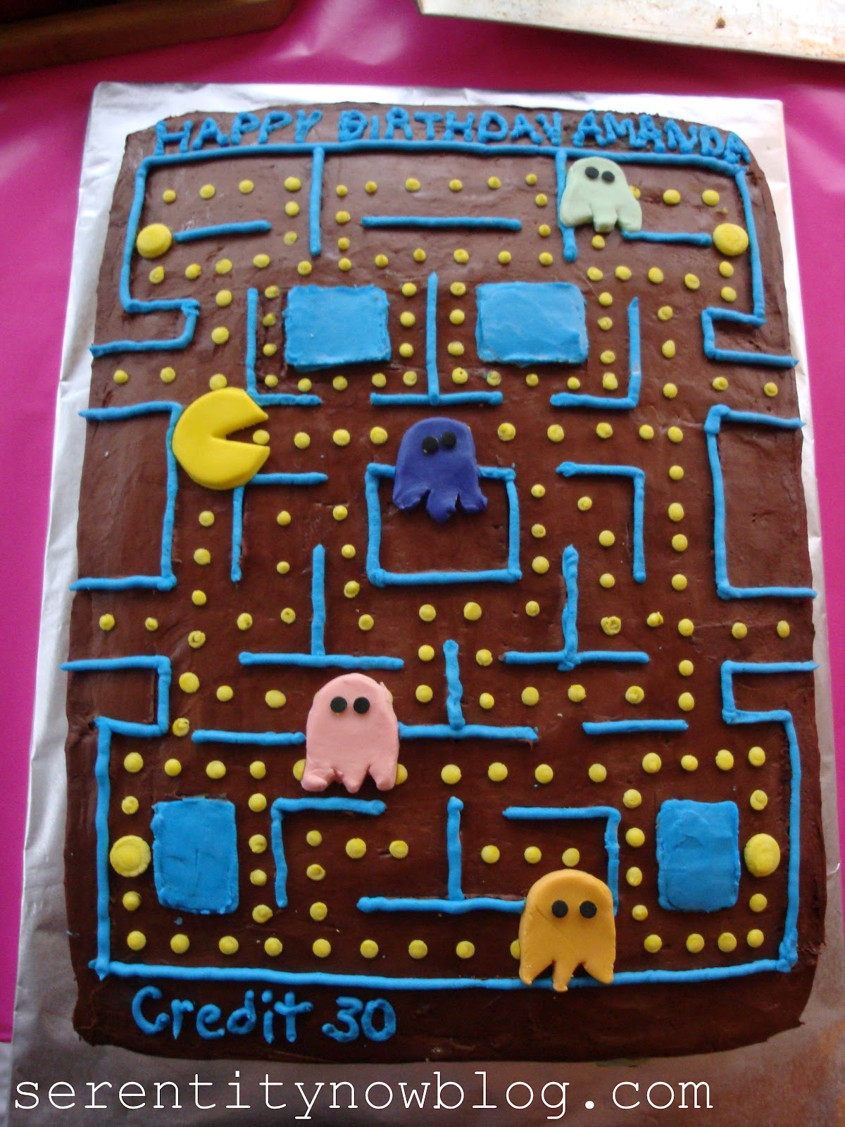 80s Birthday Party Eighties Ideas Cake