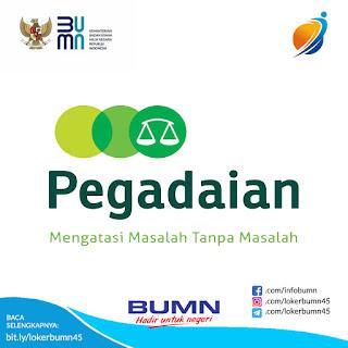 Rekrutmen Lowongan Kerja Pt Pegadaian Persero Tbk Loker Bumn 45