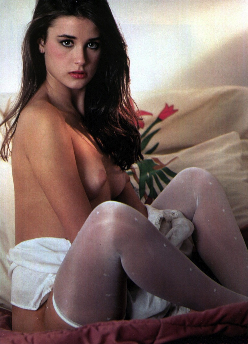 Tits Demi Moore naked (45 foto and video), Topless, Paparazzi, Boobs, butt 2006