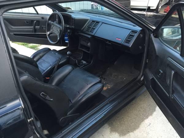 VW Scirocco 1987 - Buy Classic Volks
