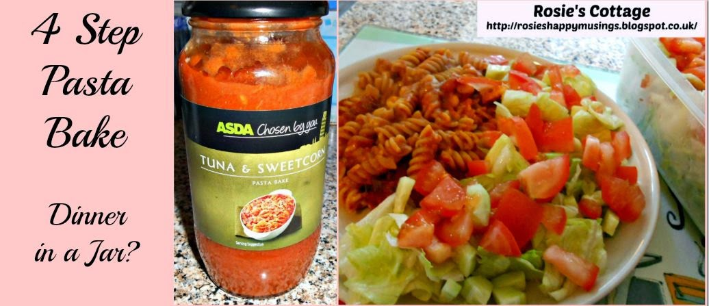 tuna pasta bake sauce review