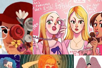 5 Ilustradores/Quadrinistas para conferir no Artists' Alley da CCXP 2018