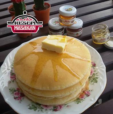Resepi Pancake Butter Gebu http://banyakresepi.blogspot.com/