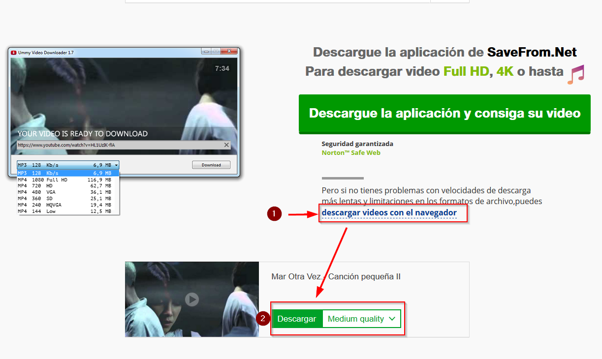 ¡Convertidores YouTube GRATIS 🥇! Convierte Vídeos a MP3 y MP4