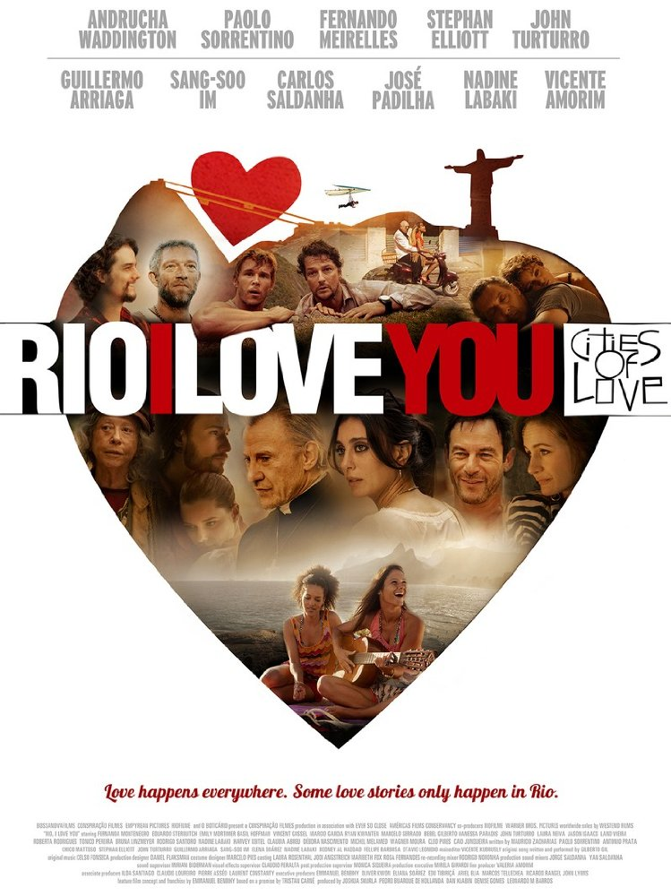 Rio, I Love You