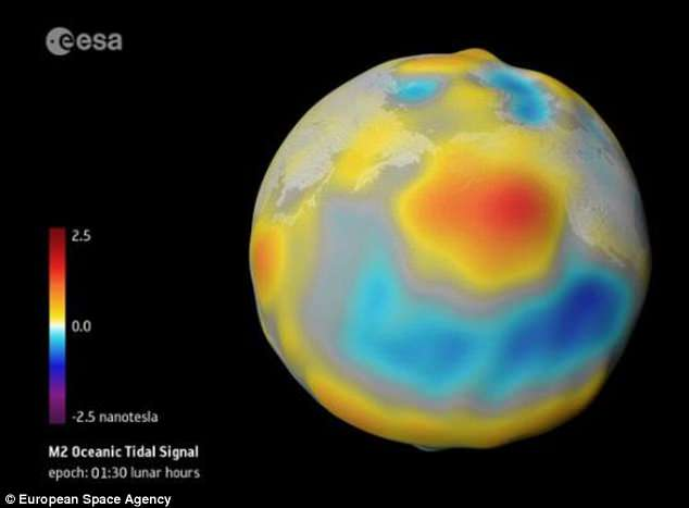 Earth's Second Magnetic Field: Mysterious 'Cocoon' That Protects Our Planet From Solar Storms Earth001