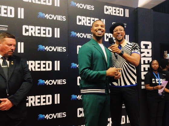 CREED 2 Premiere South Africa