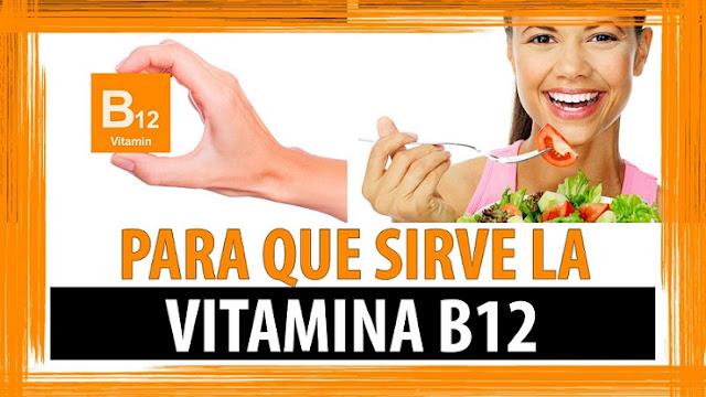 Conspiraciones y noticias actuales para que sirve la vitamina b12 - En que alimentos esta la vitamina b12 ...