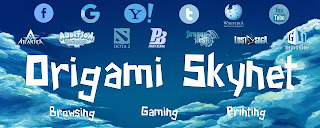 Warnet Origami SkyNet