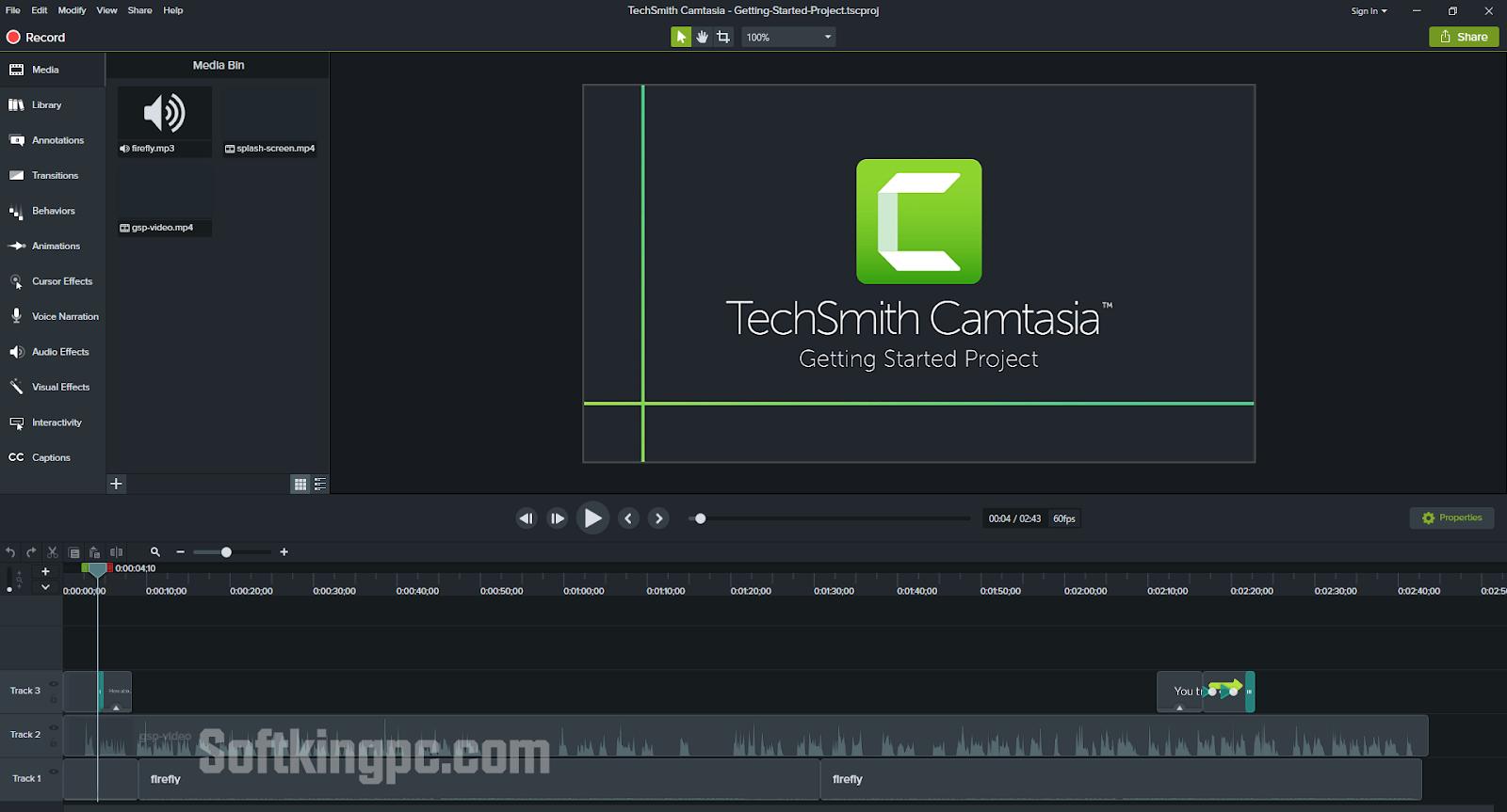 Camtasia 2018 Full Version Free Download
