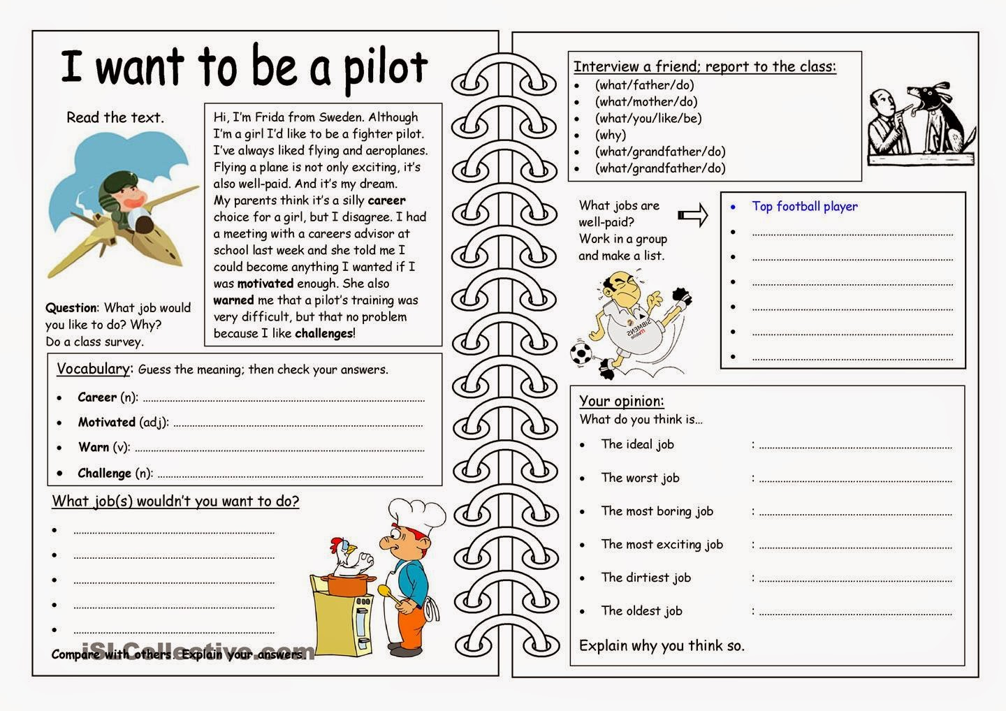 Hollywoodjames Task 2 Create A Set Of Worksheets 4