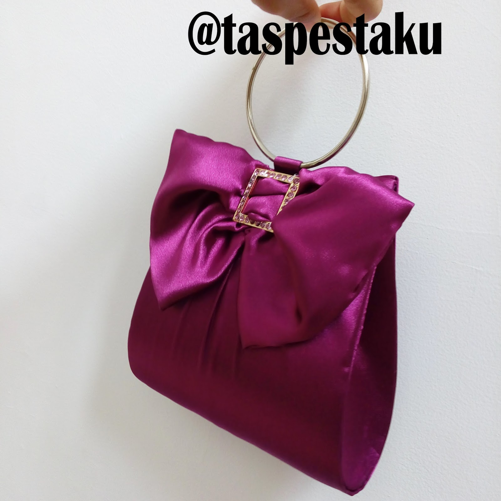 Tas Pesta - Clutch Bag @taspestaku: Handmade Tas Pesta ...
