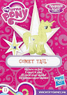 My Little Pony Wave 18 Comet Tail Blind Bag Card