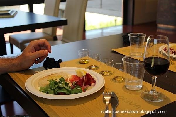 degustacja oliwy z oliwek