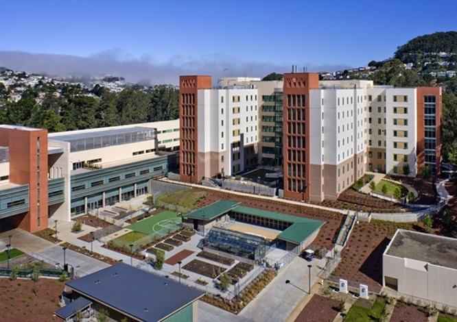 Laguna Honda Hospital and Rehabilitation Center Location ...