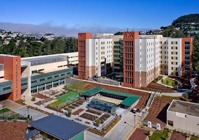 Laguna Honda Hospital and Rehabilitation Center Location