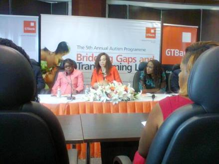 TALK OF THE TOWN By Orikinla: GTBank Orange Ribbon Initiative is
