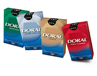 Doral Cigarette Coupons