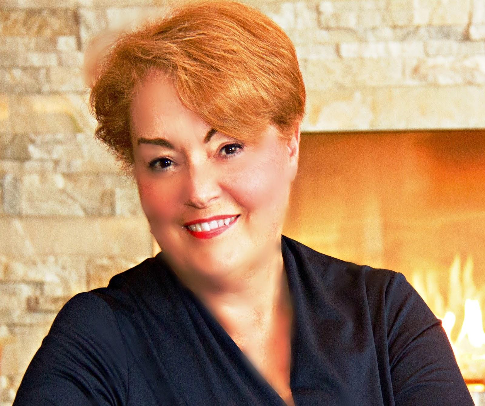 Grace Blair Author Photo