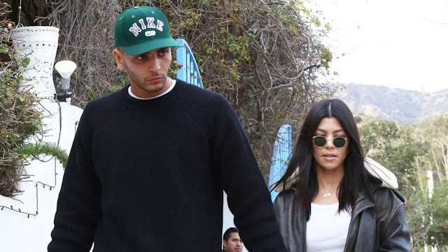 Kourtney Kardashian and Younes Bendjima broke up after roughly 2 years together