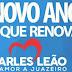 Mensagem de Final de Ano - Charles Leão