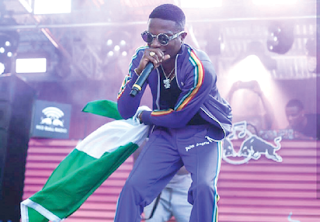Entertainment: Wizkid steals show at Notting Hill Carnival 2017