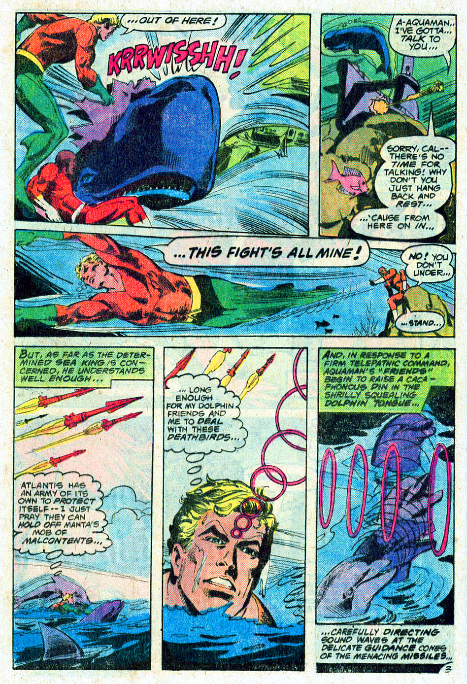Read online Adventure Comics (1938) comic -  Issue #478 - 4