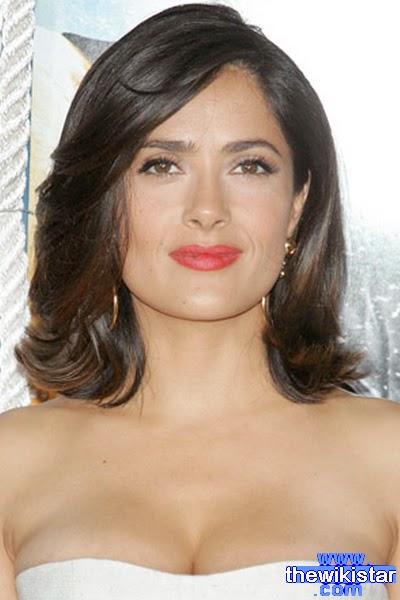 سلمى حايك (Salma Hayek)، ممثلة مكسيكية من أصل لبناني