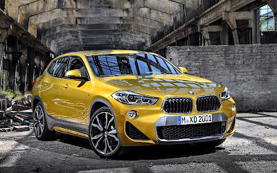 2018 BMW X2 1