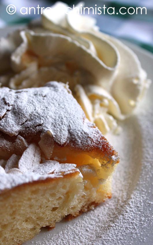 Tiroler Apfelkuchen