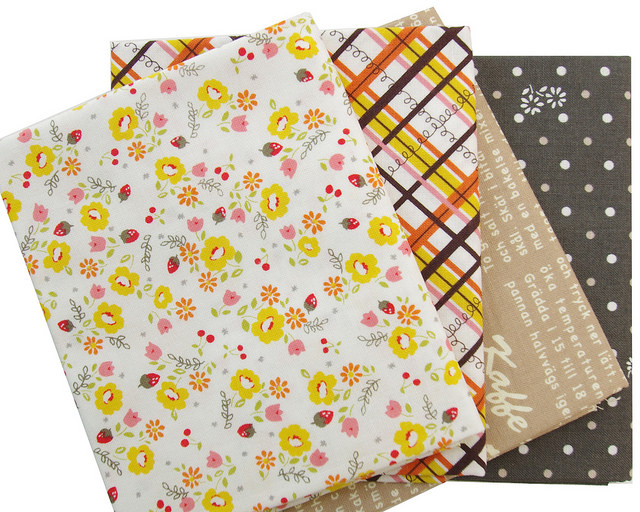 Lighthearted - Kokka | Red Pepper Quilts