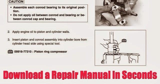evinrude outboard manual