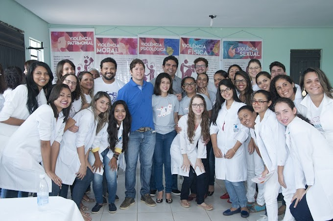 Caxias: Secretaria da Mulher promove mutirão no bairro Seriema