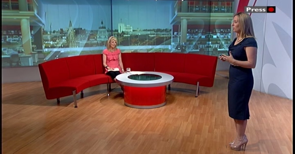 Uk Regional News Caps Anna Church Bbc East Midlands