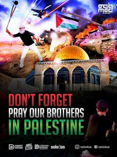 MUI Akan pimpin Umat Islam Indonesia gelar aksi terbesar untuk Palestina