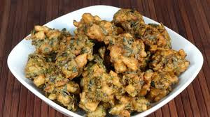 palak ke pakore recipe in urdu
