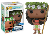 Funko Pop! Voyager Moana Walmart