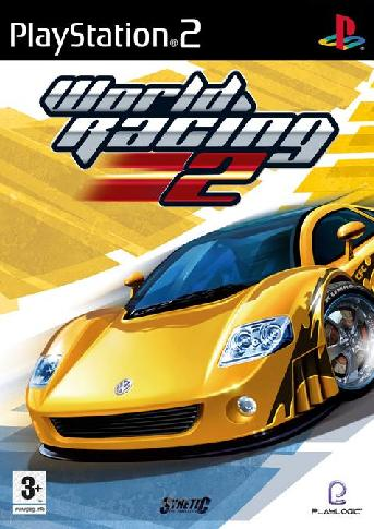 world racing2 - World Racing 2 PS2