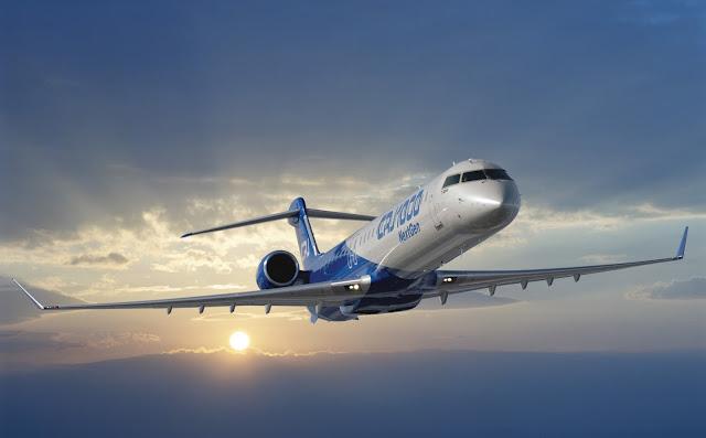 Bombardier CRJ aircraft