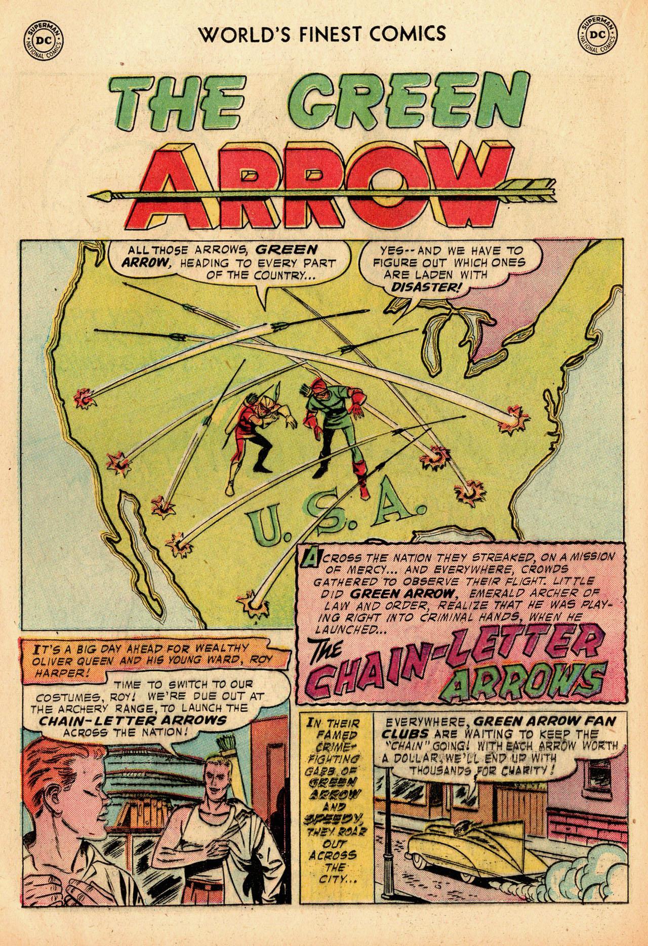 Read online World's Finest Comics comic -  Issue #91 - 18