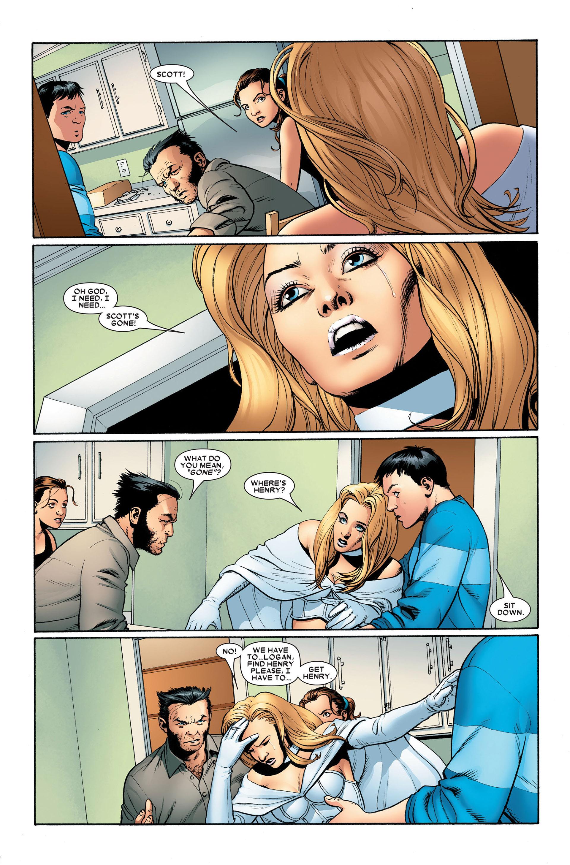 Read online Astonishing X-Men (2004) comic -  Issue #15 - 4