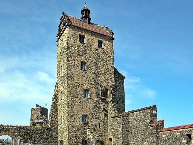 niemieckie zabytki, hrabina, Cosel, Niemcy