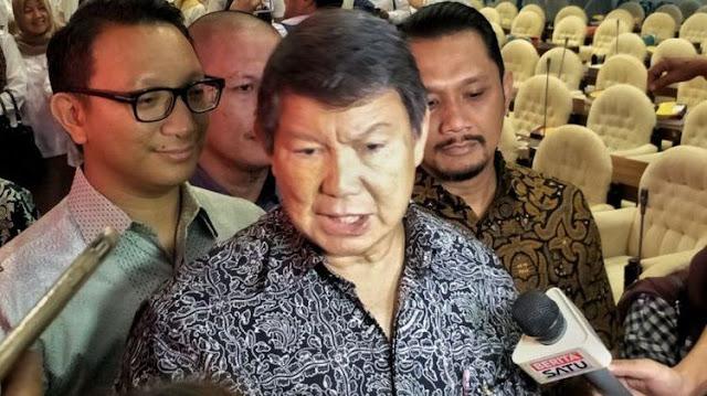 Hashim Bicara Kesehatan dan Logistik, Soal Pencapresan Prabowo