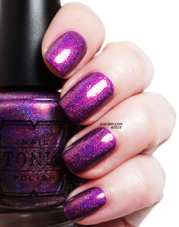 xoxoJen's swatch of Tonic Mahaloversary
